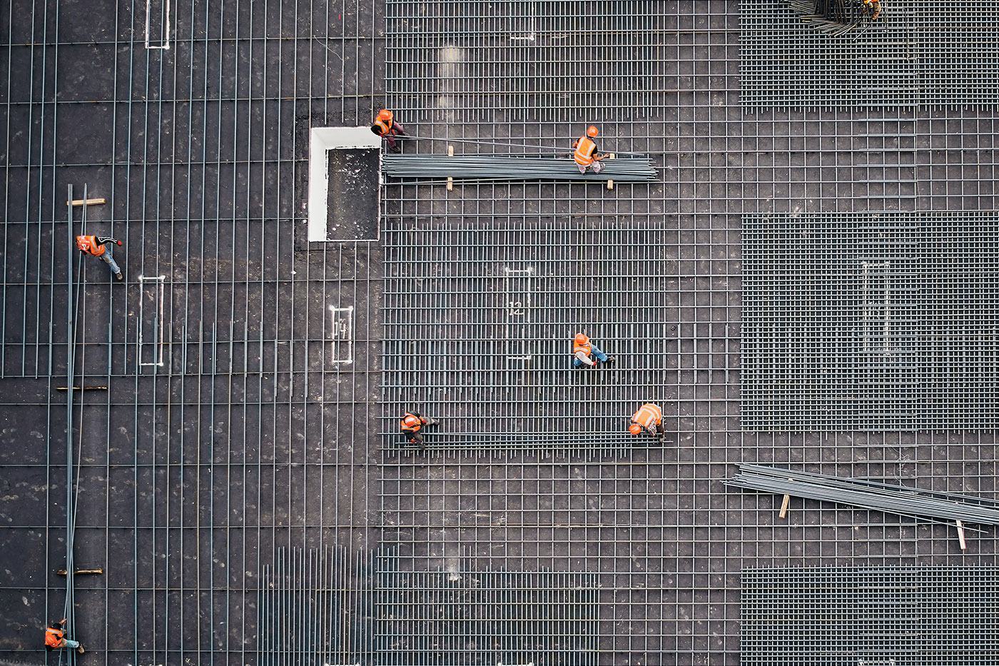 Unemployment in Construction Industry Tops